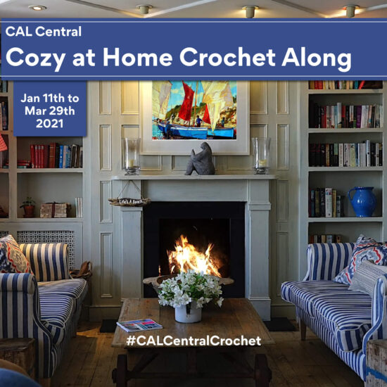 Cozy at home square