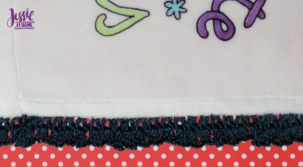 Crochet Border Close Up