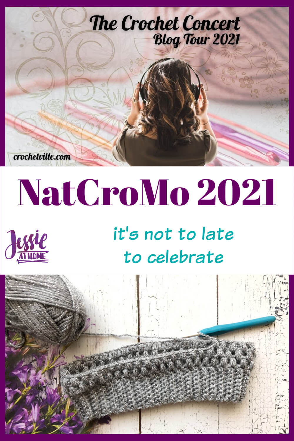 NatCroMo 2021 isn\'t over yet; it\'s time to celebrate At Home!