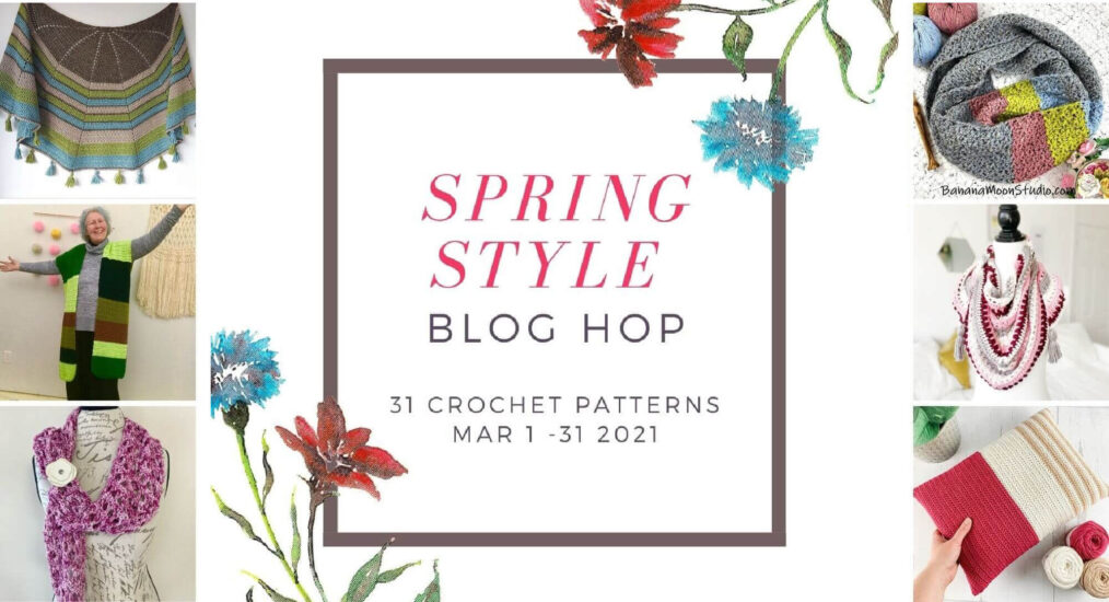 Spring Style Blog Hop - Jessie At Home - Social