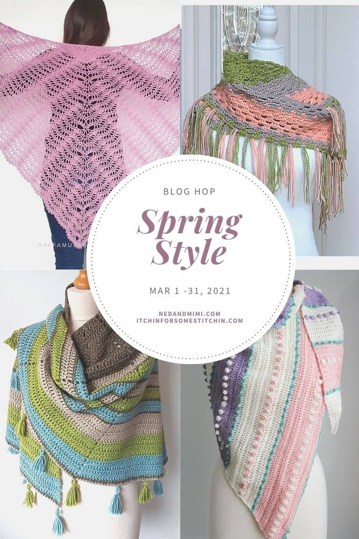 Spring Style Blog Hop + Crochet Pattern Bundle