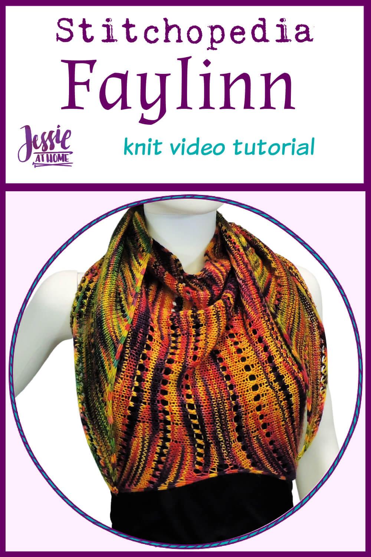 Faylinn Tutorial - Knit Pattern Stitchopedia Video Tutorial
