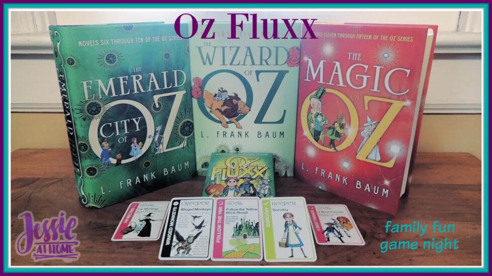 Oz Fluxx - family game night fun - Jessie At Home - Social