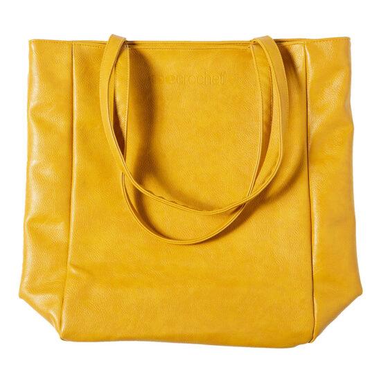 WeCrochet Tote Bag - Saffron