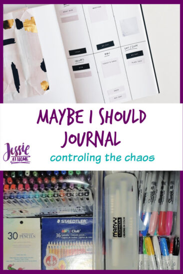 To Journal or Not To Journal - Jessie At Home - Pin 3