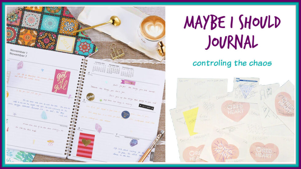 To Journal or Not To Journal - Jessie At Home - Social