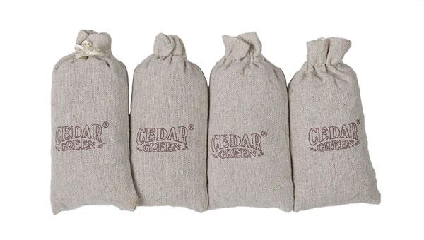 WeCrochet Aromatic Cedar Sachets