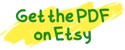 """Yellow background with greentext """"Get the PDF on Etsy"""""""