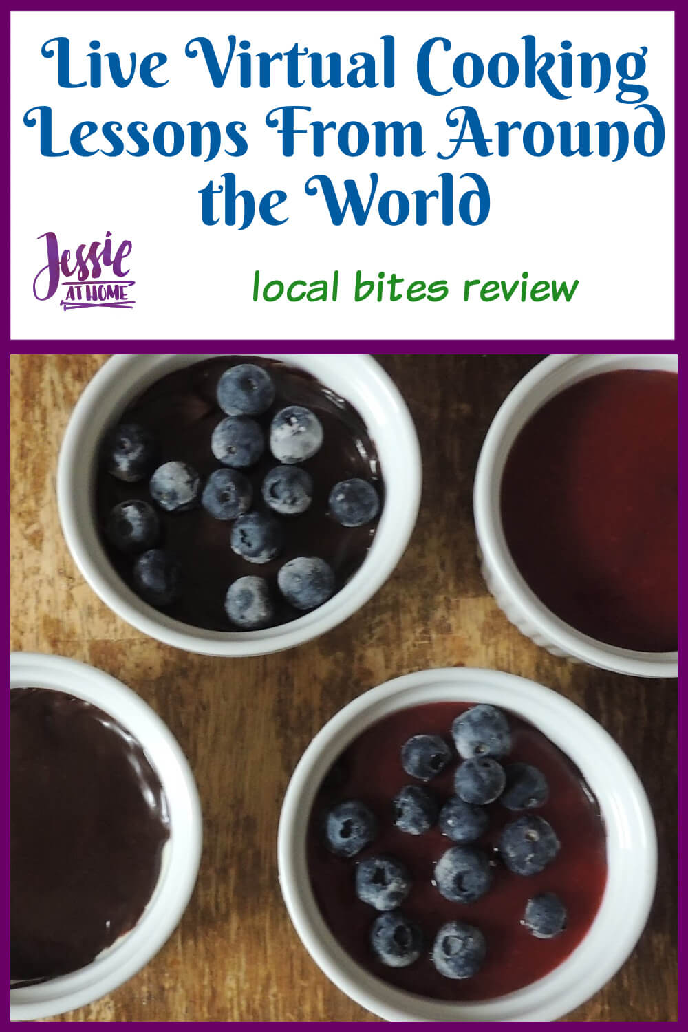 Live Virtual Cooking Lessons From Around the World - Local Bites Review by Jessie At Home - Featured Image