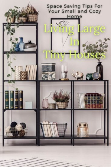 Living Large In Tiny Houses - Guest Post on Jessie At Home - Pin 3