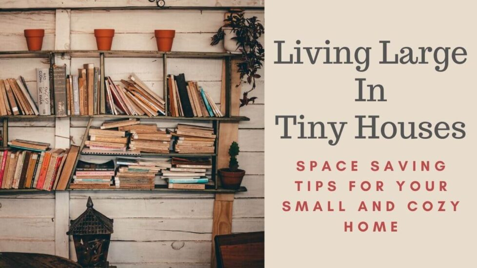 Living Large In Tiny Houses - Guest Post on Jessie At Home - Social