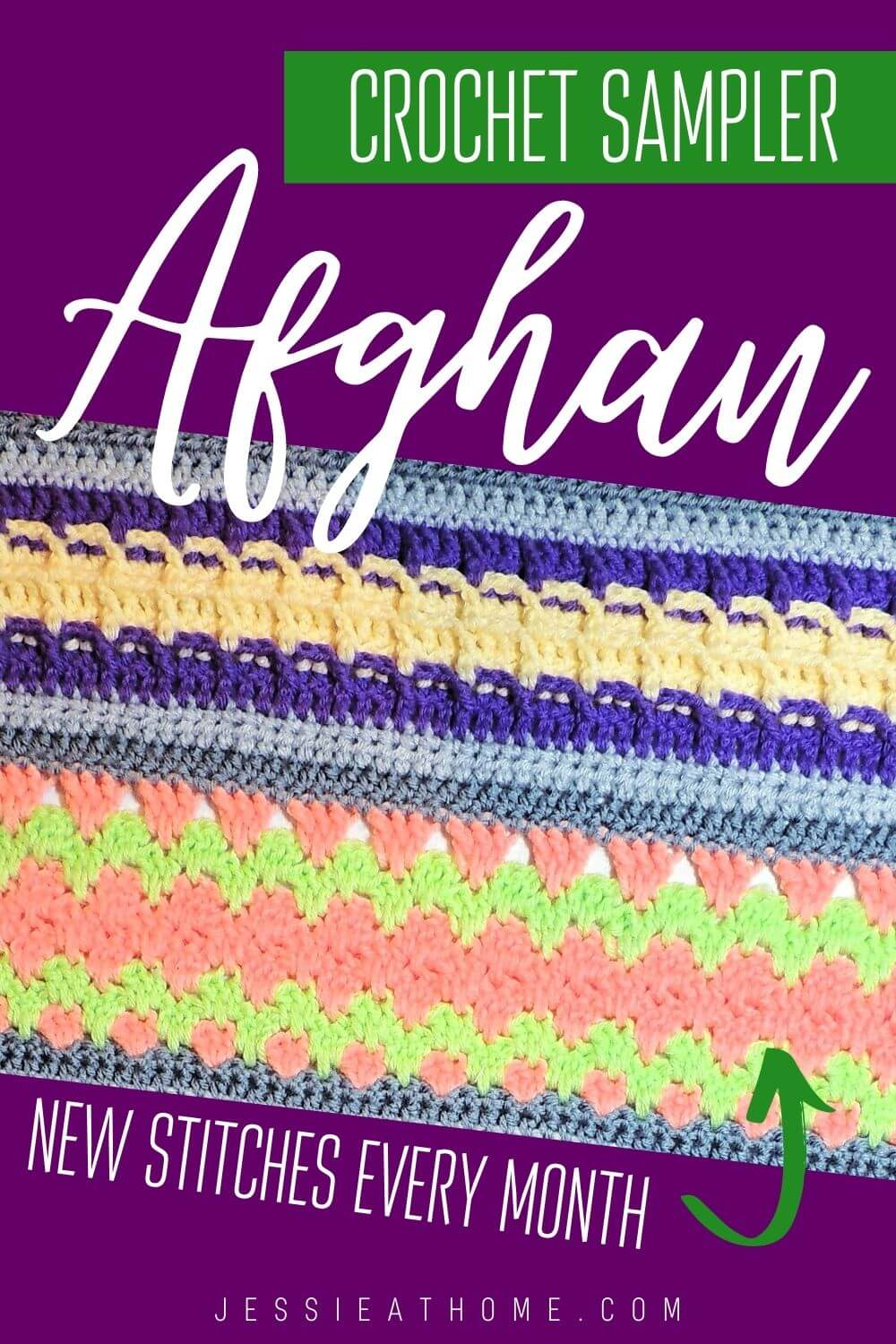 Give This Beautiful Crochet Blanket for a Winter Holiday