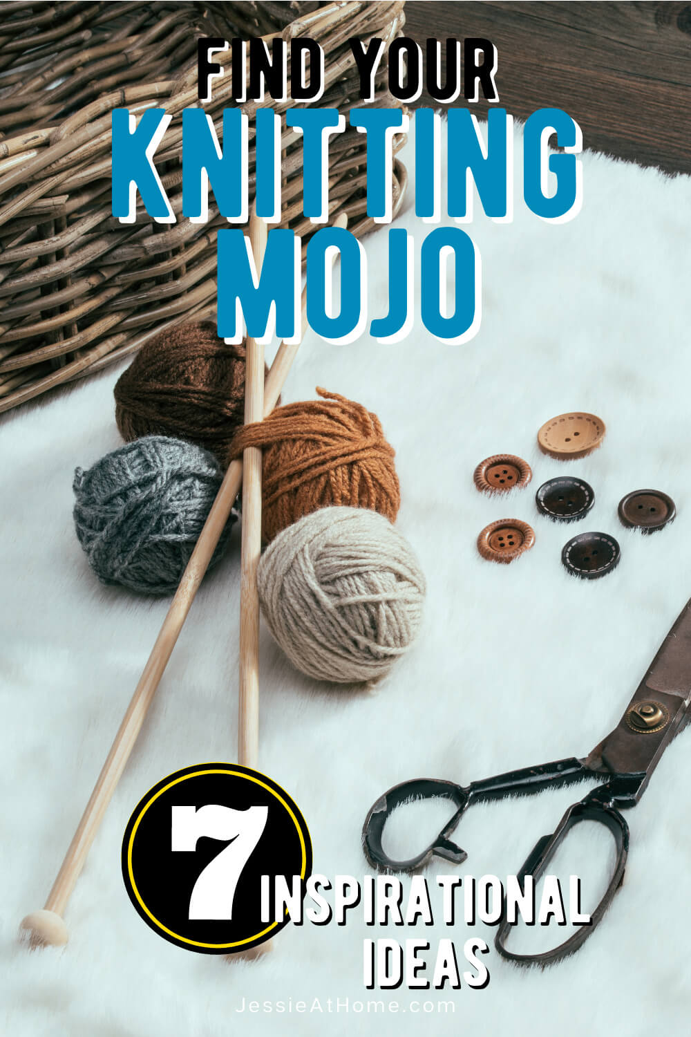 Don't Get Knitters Block: 7 Knitting Ideas For Inspiration