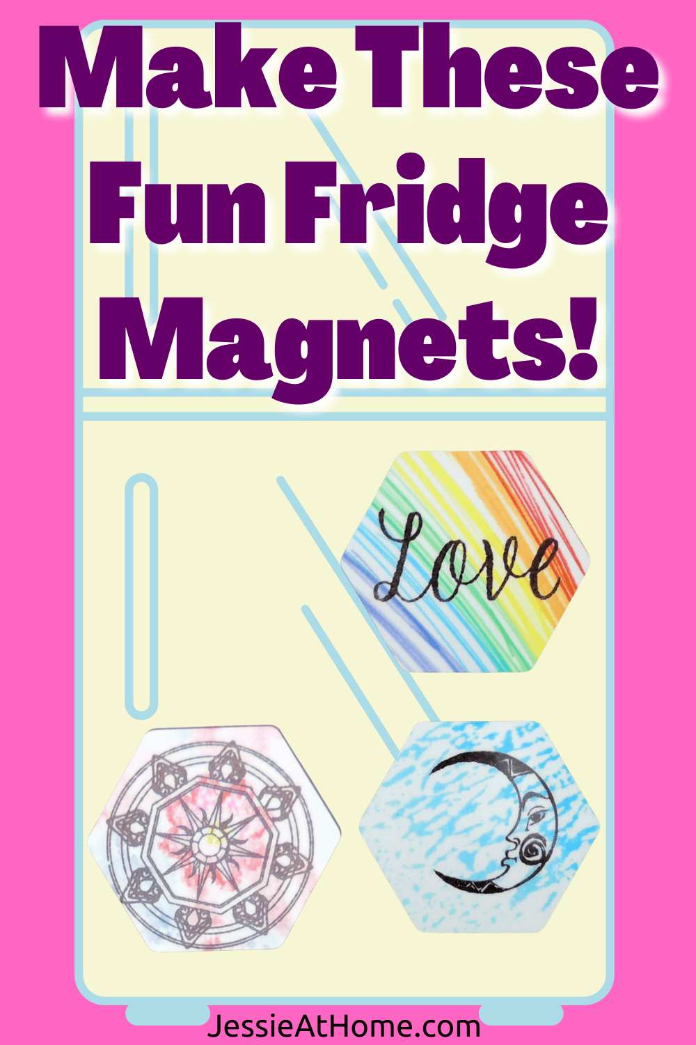 DIY Magnets That Make Great Gifts in No Time