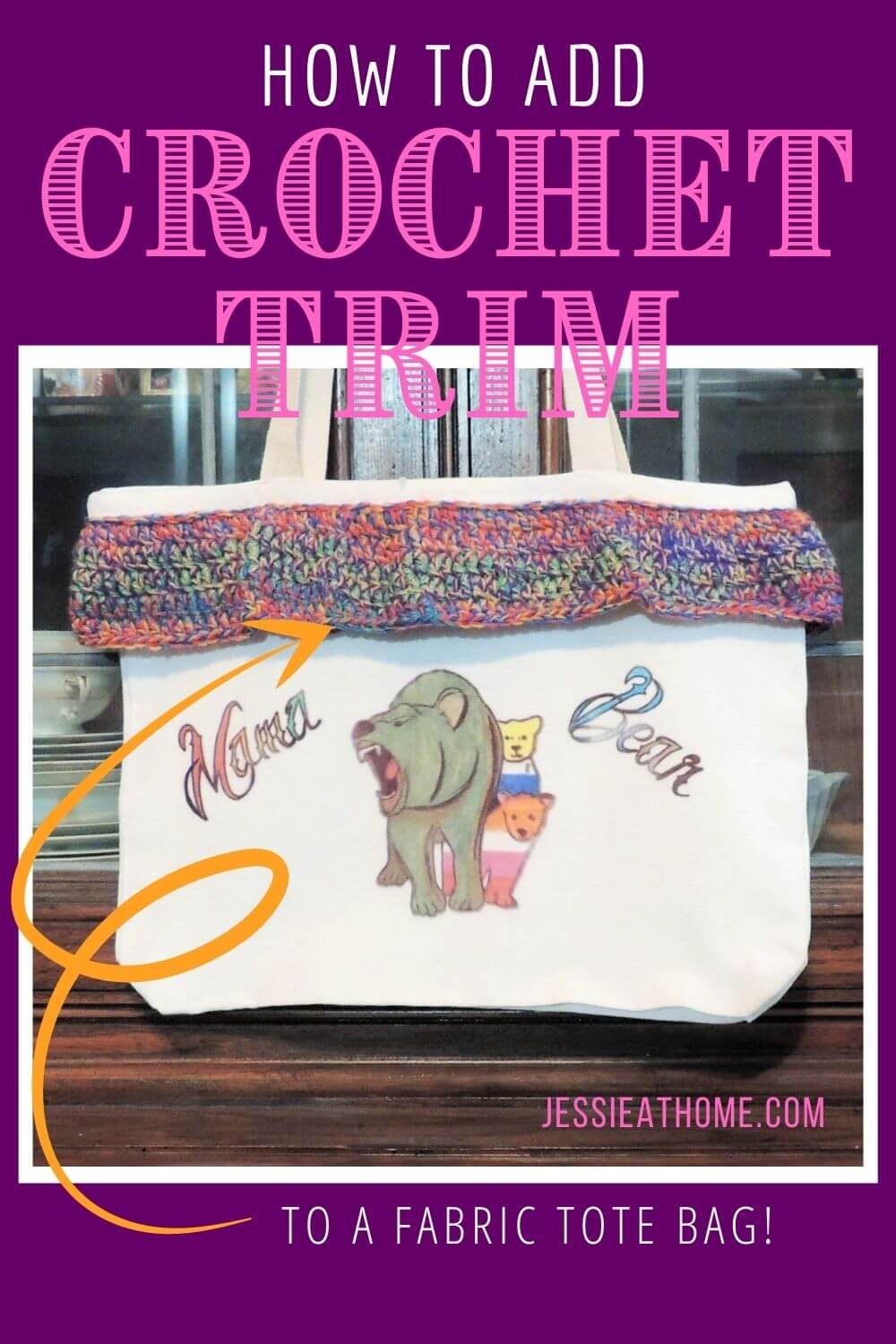 Canvas Tote Bag Design DIY – Make It Spectacular and Yours